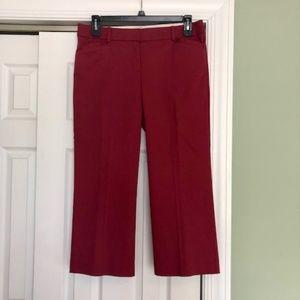 NWT LOFT Isla Cropped Pants (10)